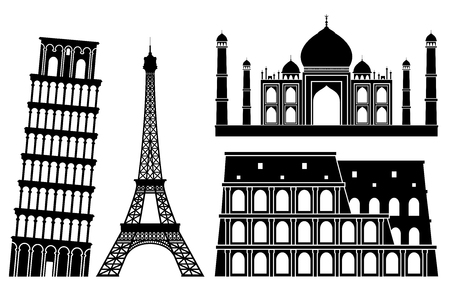 india city: Punti di riferimento.