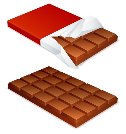 Chocolate bar.