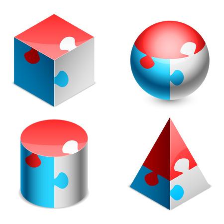 Puzzle figures