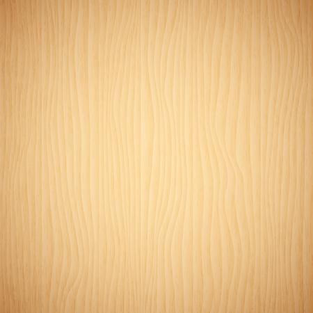 Bruine houten textuur, achtergrond, vloerwoord bord oppervlak Vector Illustratie