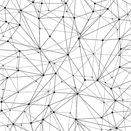 mesh: Geometric Mesh Seamless Pattern