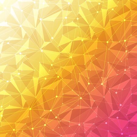 fondo geometrico: Abstract Geometric Background