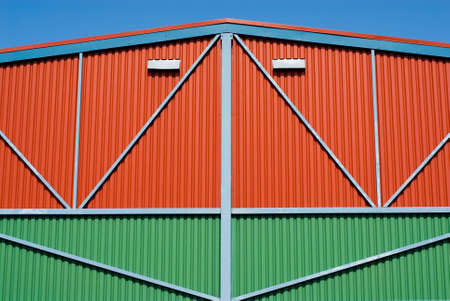Warehouse Stock Photo - 4526420