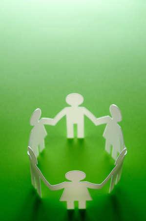 cooperativa: C�rculo de amigos