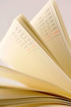almanac: Calender pages