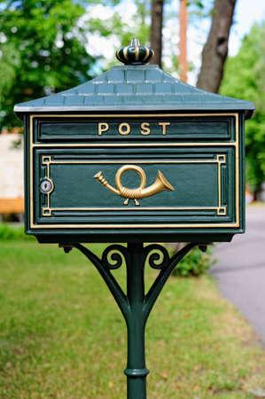 Mailbox Stock Photo - 5487168