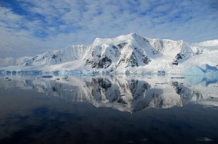 mainland: antarctic mainland