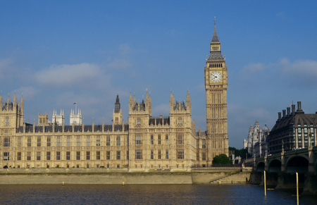 houses of parliament: big ben and houses of parliament, london