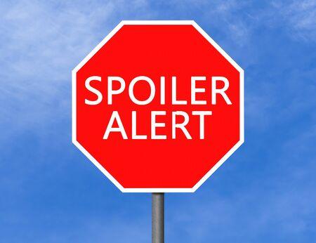 Stopping Sign Spoiler Alert