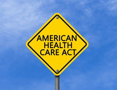 American Health Care Act 版權商用圖片