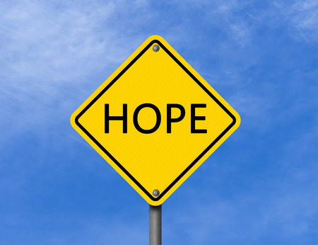 hopeful: Warning Sign Hope
