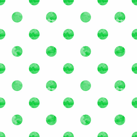 Seamless Polka Dots Pattern 版權商用圖片