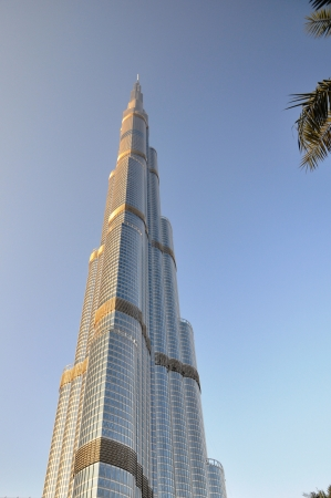Burj Khalifa in Dubai  photo