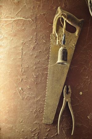 serrucho: Sierra oxidada.