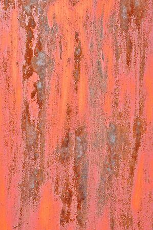 rusty: Rusty iron sheet.