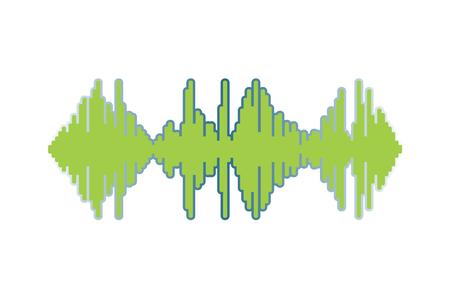 Pulse music player logotype.