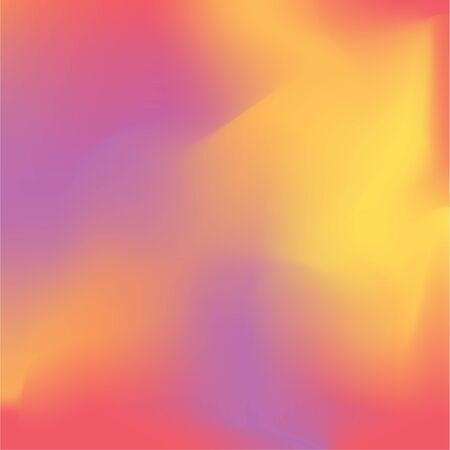 Pink, purple, violet, yellow colored illustration pattern picture. Colorful smooth fantastic banner template. 스톡 콘텐츠