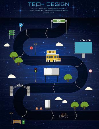 Tech design road map