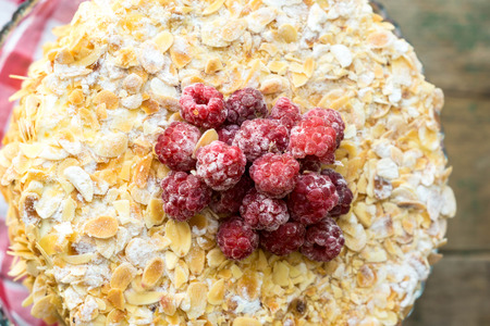 torte: Almond cake