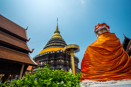 Wat Phra That Lampang Luang is a Lanna-style Buddhist temple in Lampang in Lampang Province, Thailand