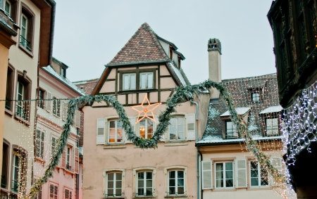 Christmas Strasbourg Stock Photo - 16970422