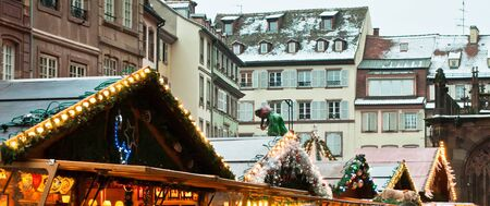 Christmas Strasbourg