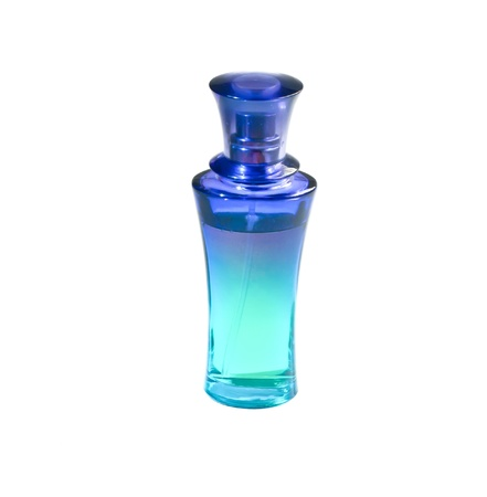 Perfume bottle photo