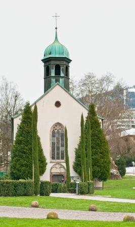 Hospital church Baden-Baden