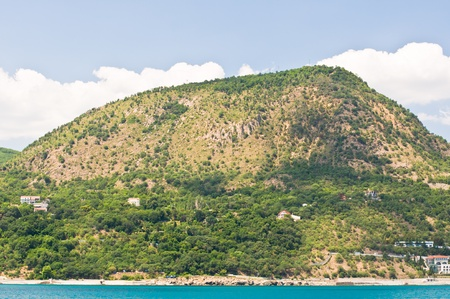 Southern coast of the Crimea Stock Photo - 20793064