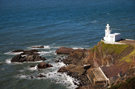 Hartland Point lighthouse, Devon