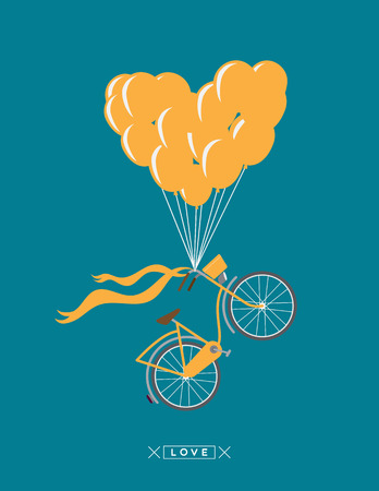 floating: floating bicycle