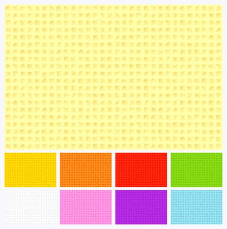 blanked: Pack of colored paper and canvas backgrounds  Textures are tileable, seamless and scalable  File is made with no transparencies and gradients