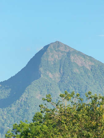 cima montagna: cima della montagna in Thailandia