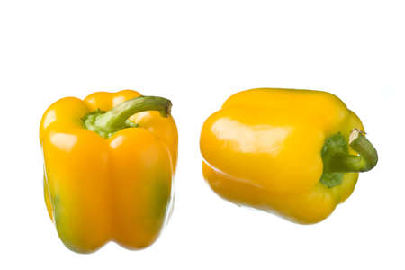 pollution free: Pepper material Stock Photo