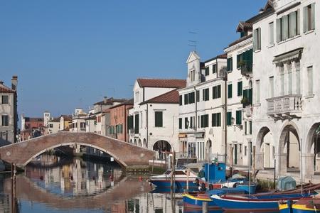referred: Chioggia - often referred to as Little Venice