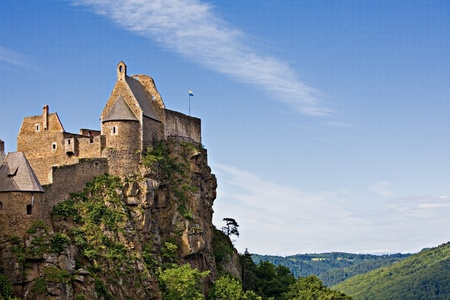onion valley: castle Aggstein