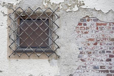 deficiencies: heavy iron bars hold any intruder