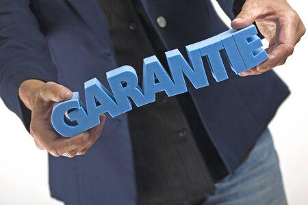 guarantor: guarantee
