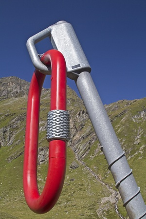 osttirol: oversized climbing  utensils