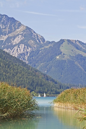 booked: Achensee - lake in Austria