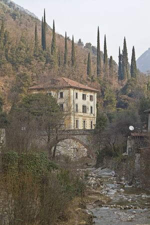 maderno: The Valley of the paper mills in Toscolano-Maderno