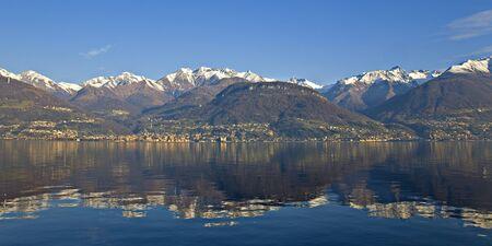 frhling: Gravedona at Lake Como
