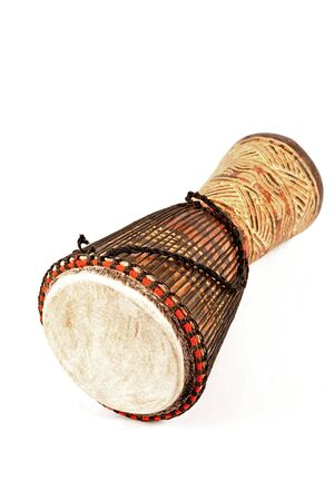 bongo drum: bongo drum Stock Photo