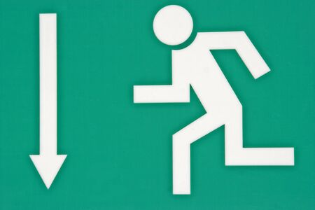 In an emergency, follow that arrow Standard-Bild