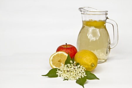 elderberry lemonade