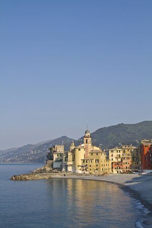 Camogli in Liguria photo