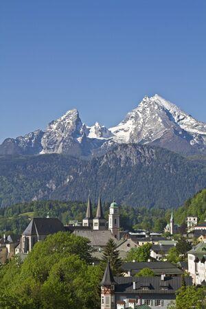 berchtesgaden: Berchtesgaden in Upper Bavaria