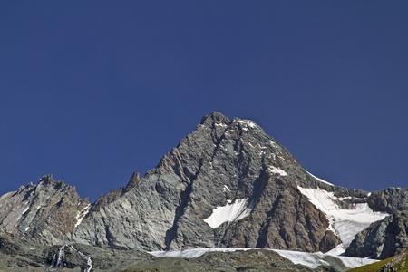 osttirol: view of  the Grossglockner