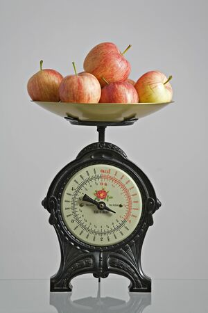 kitchen scales photo