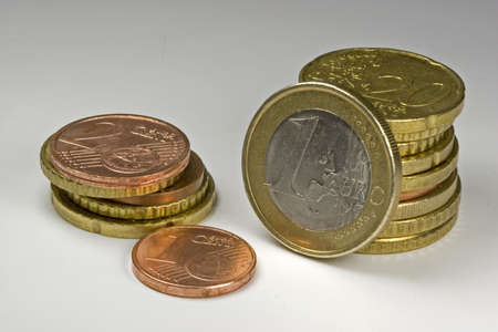 sparingly: Coins should always be ready